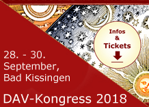 Astrologie-Kongress 2018 des Deutschen Astrologen-Verbandes 28. bis 30. September 2018 in Bad Kissingen