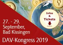 Astrologie-Kongress 2019 des Deutschen Astrologen-Verbandes 28. bis 30. September 2018 in Bad Kissingen